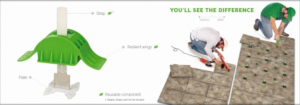 Posa pavimento MLT System