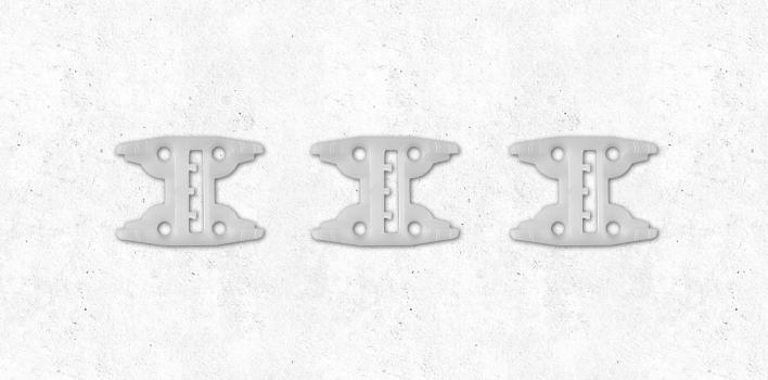 Piattello per piastrelle ultrasottili 3 6 mm mlt system for Piastrelle 3 mm